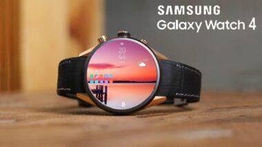 galaxy watch 4 цена