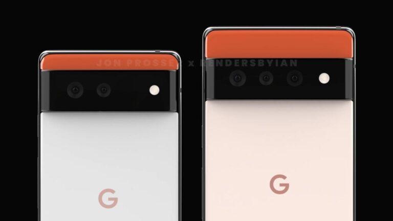 Серията Google Pixel 6 може да има 5 години софтуерна поддръжка