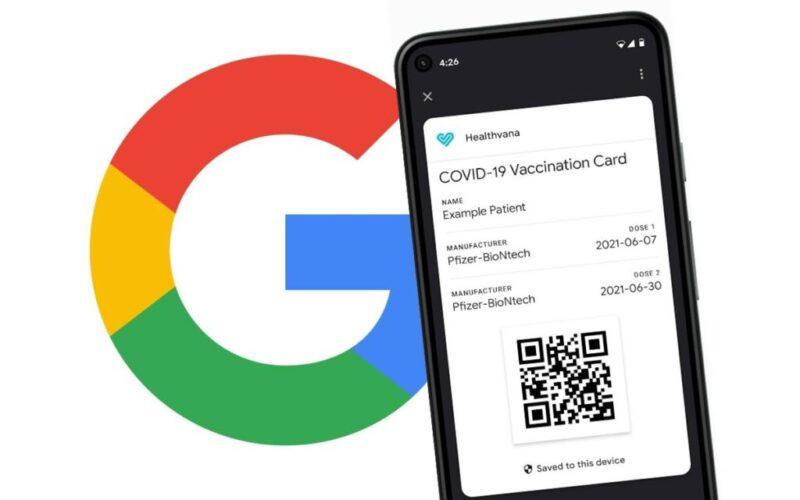 COVID Cards на Google ще съхраняват в телефона ваксинационен сертификат и резултати от тестове