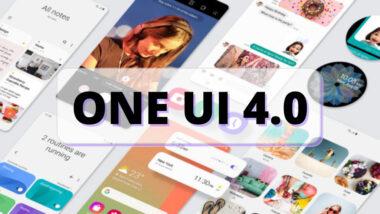 Samsung могат да представят One UI 4 следващия месец