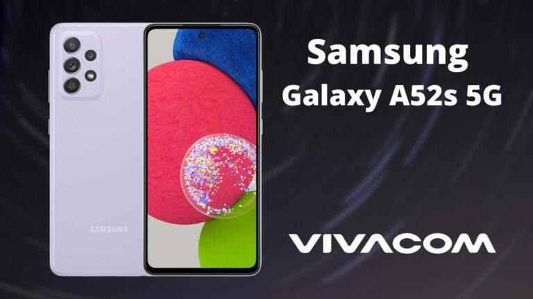 Можете да закупите смартфона Samsung Galaxy A52s 5G от Vivacom - в магазините на оператора и онлайн на сайта.