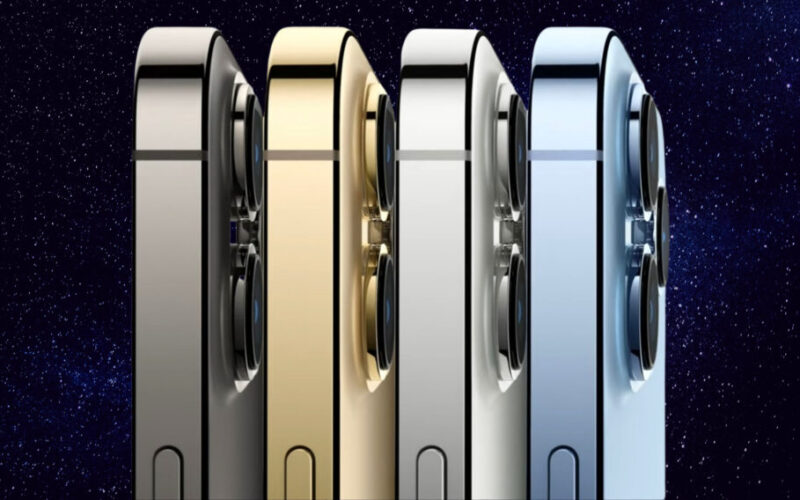 iPhone 13 Pro i iPhone 13 Pro Max